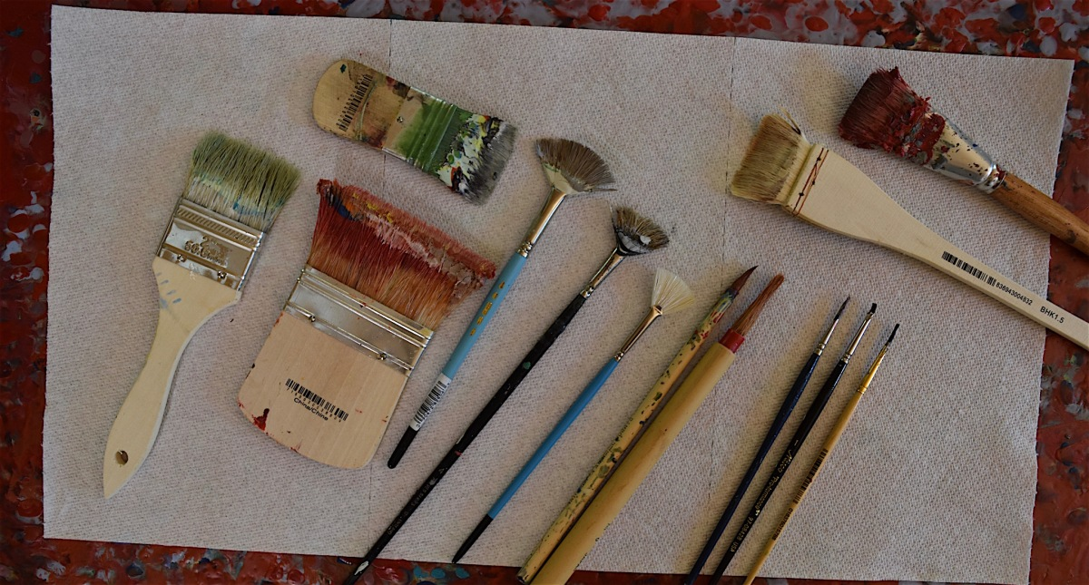 Substrates and Painting Tools